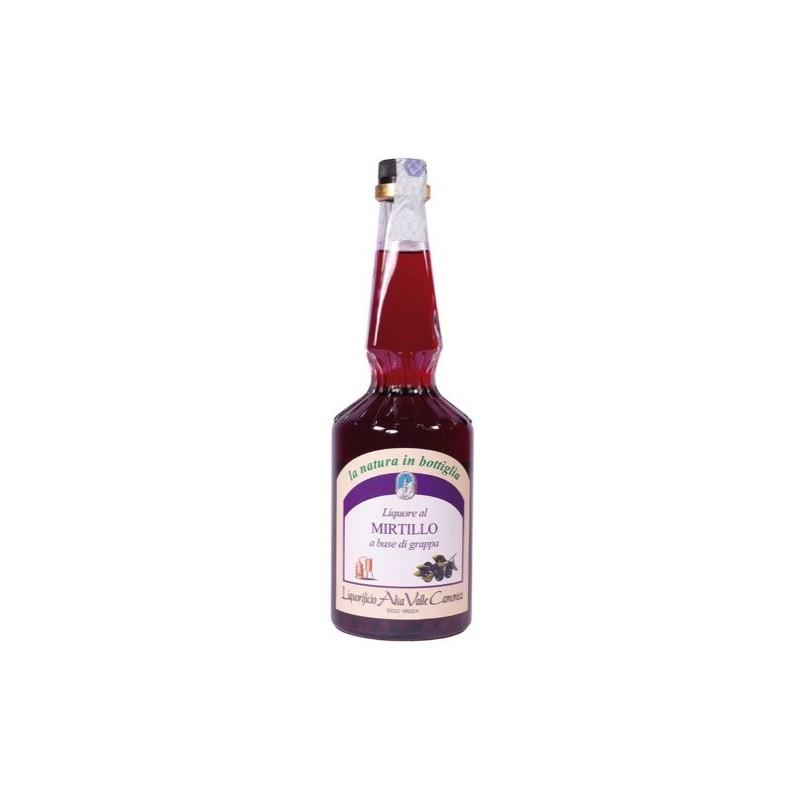 Liquore al Mirtillo a base di Grappa