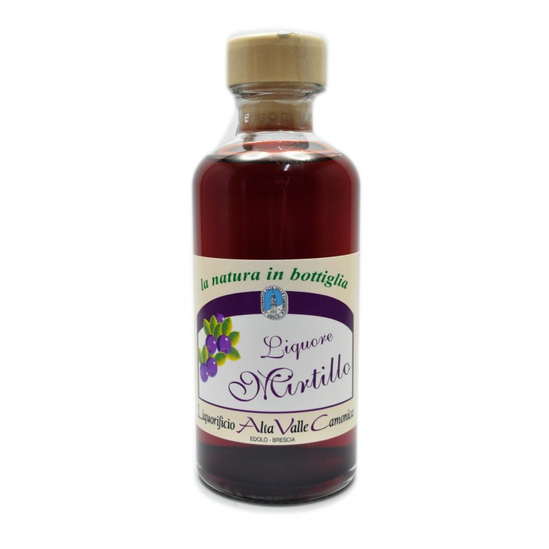 Liquore al Mirtillo cl20