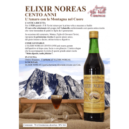 Elixir Noreas Cento Anni