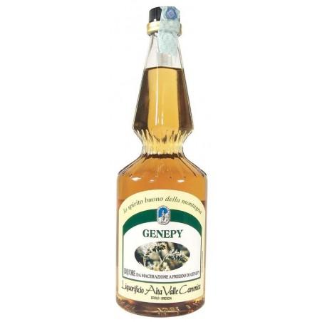 Liquore Genepy - Lo Sprito Buono della Montagna