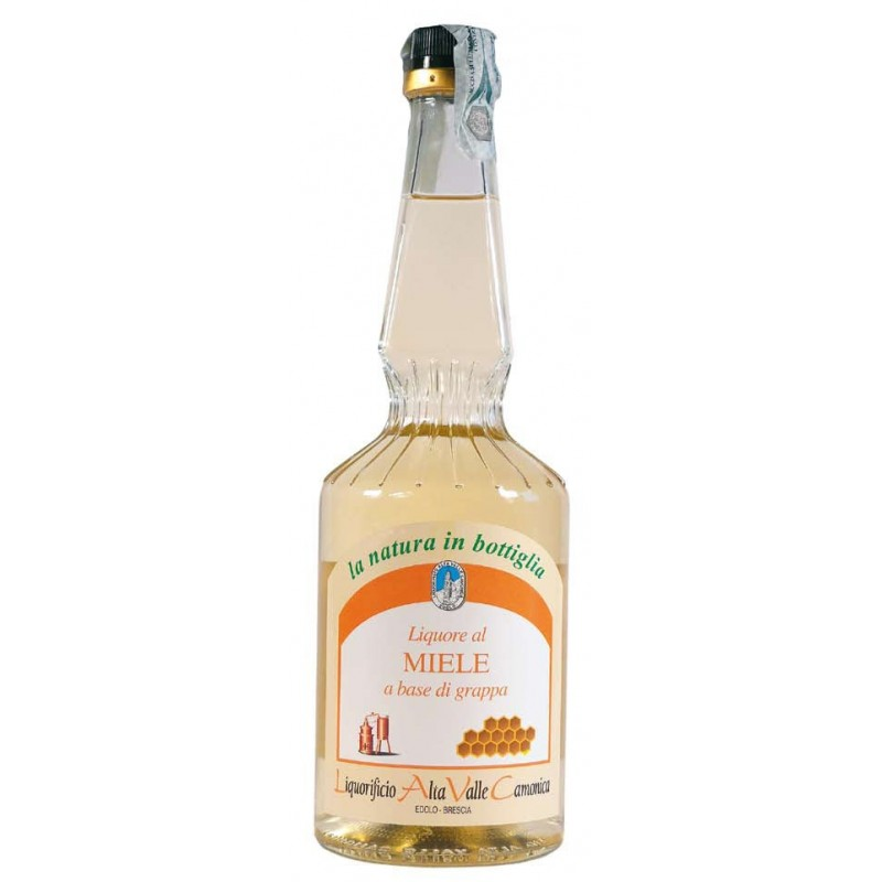 Liquore al Miele a base di Grappa