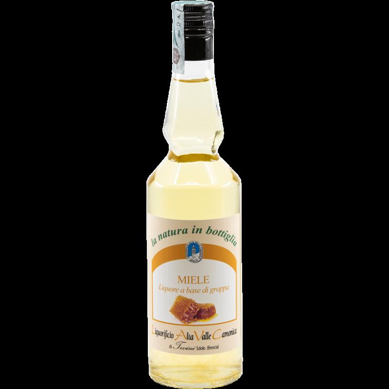 miele liquore a base grappa